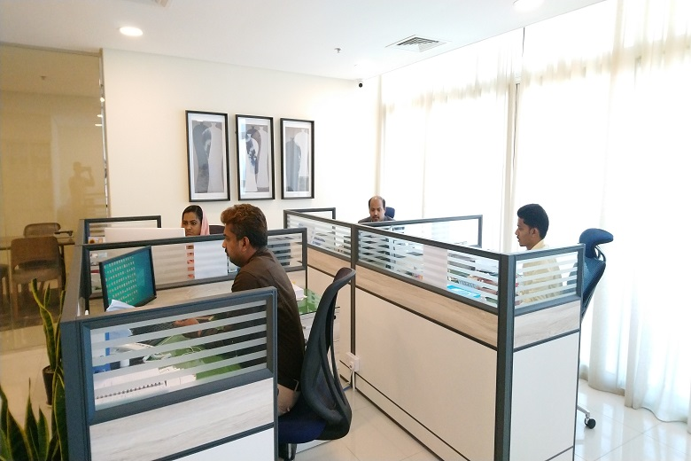 Bahrain Branch Office of Espire System