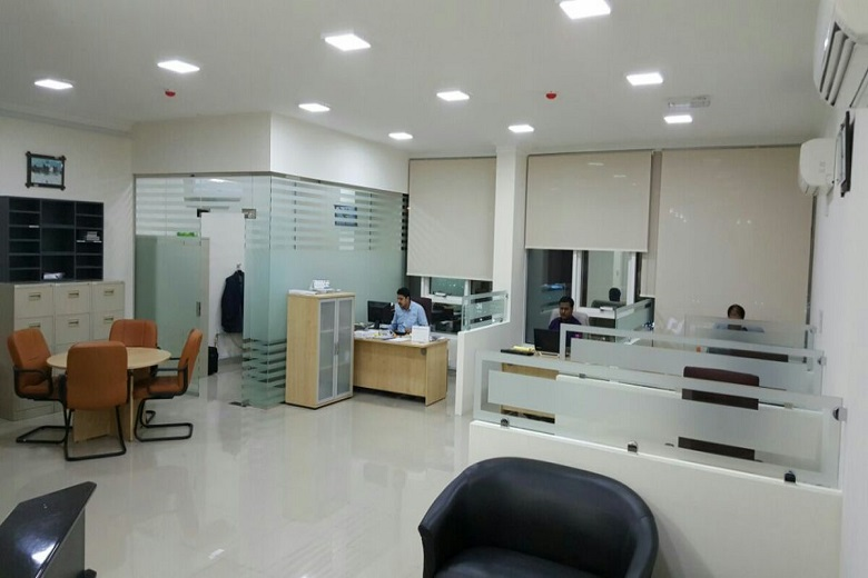 Qatar Branch Office of Espire System